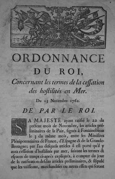 Ordonnance france